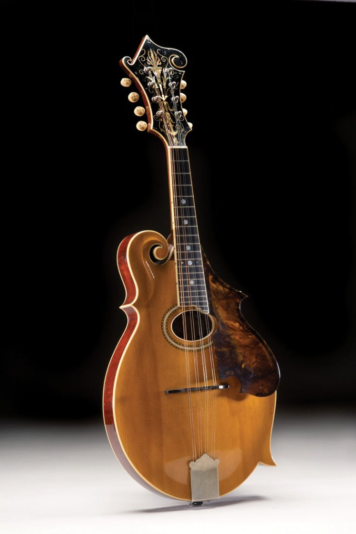 1909 Gibson F-4 Mandolin