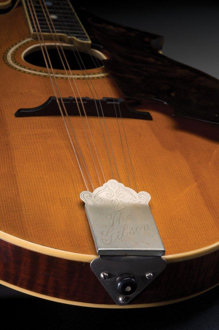 1909 Gibson F-4 Mandolin - 4