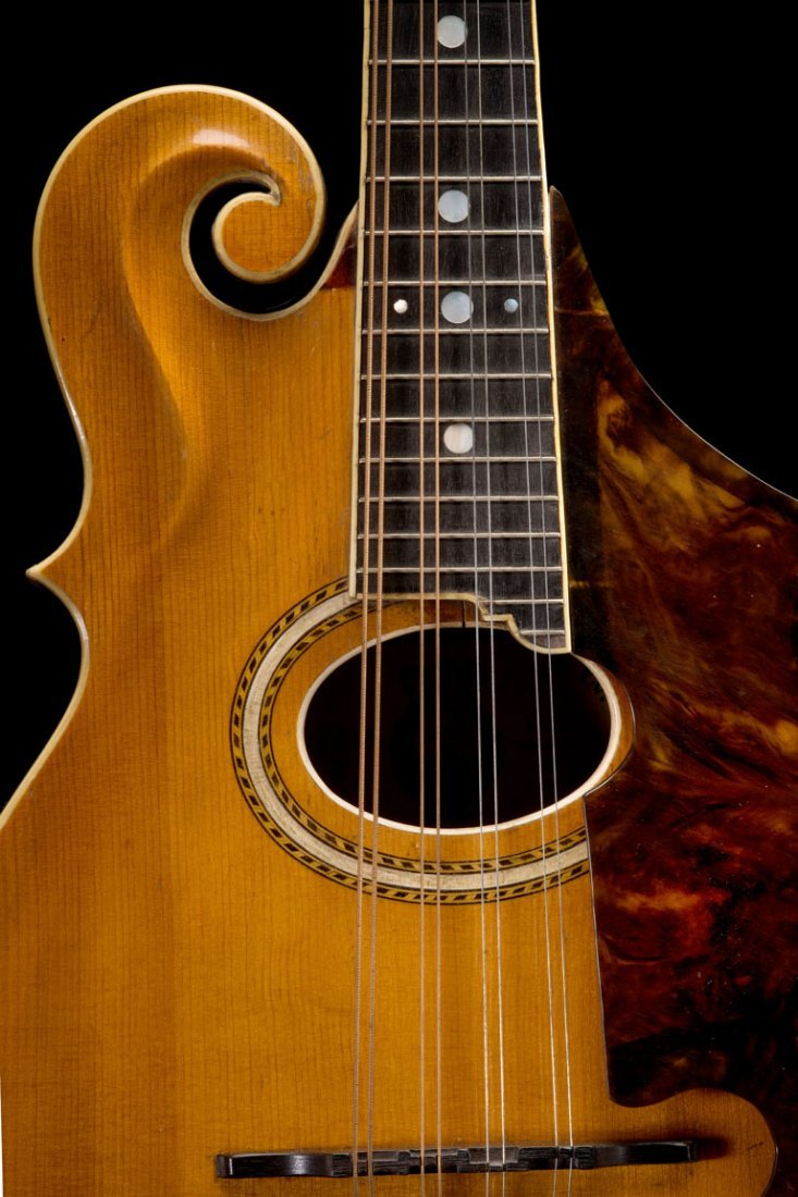 1909 Gibson F-4 Mandolin - 5