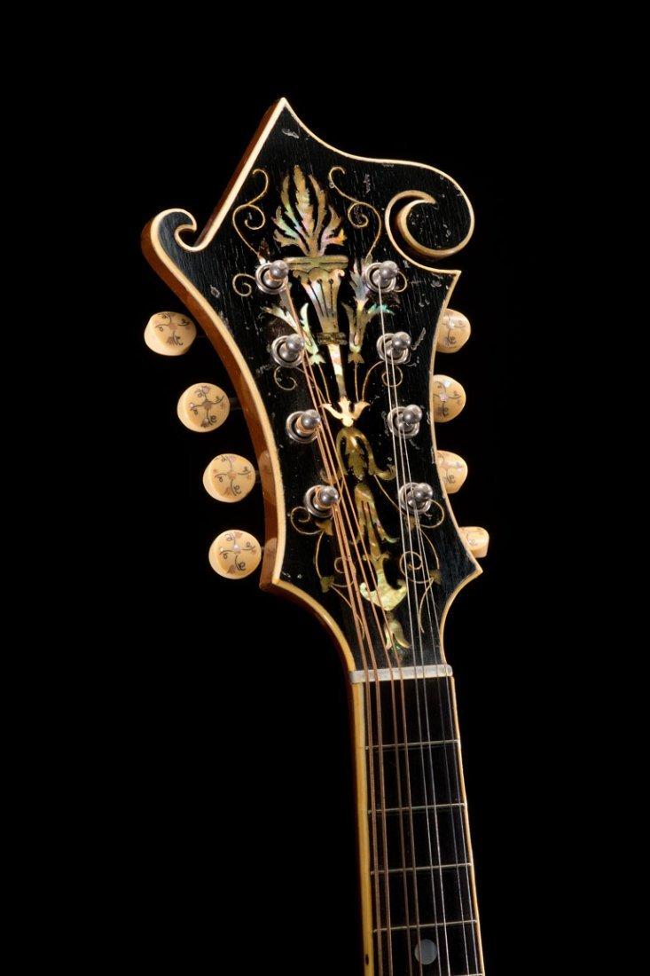 1909 Gibson F-4 Mandolin - 6