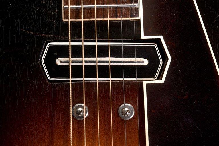 1938 Gibson ES-150 - 3