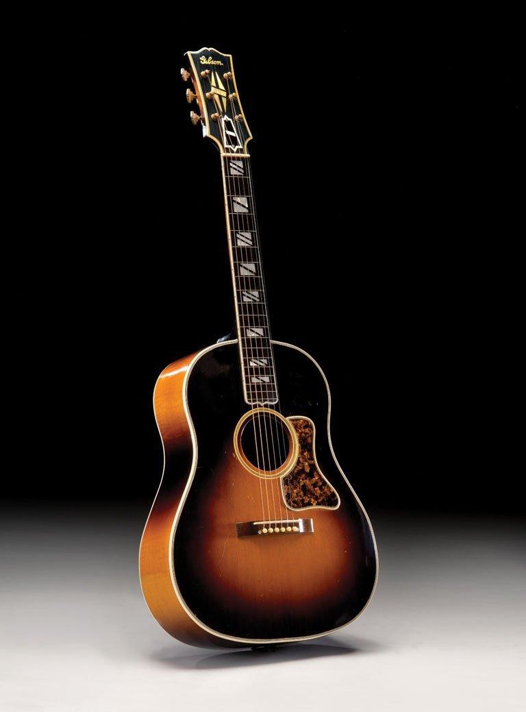 1935 Gibson Super 400 Flattop Custom