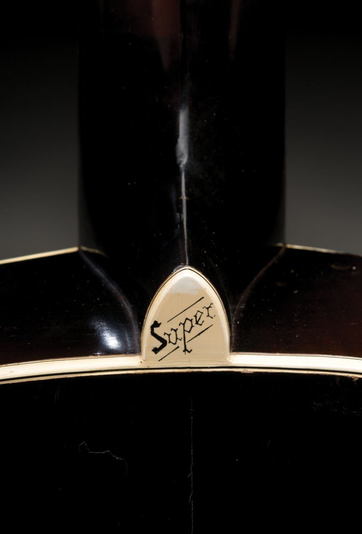 1935 Gibson Super 400 Flattop Custom - 3