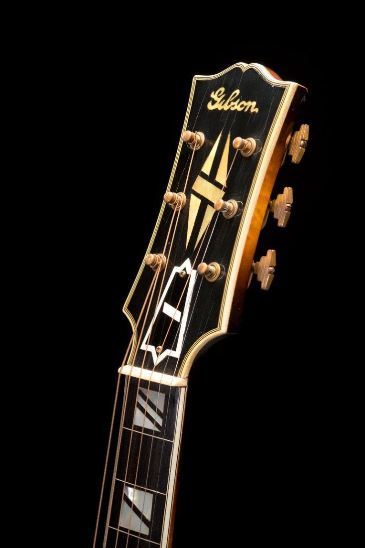 1935 Gibson Super 400 Flattop Custom - 4