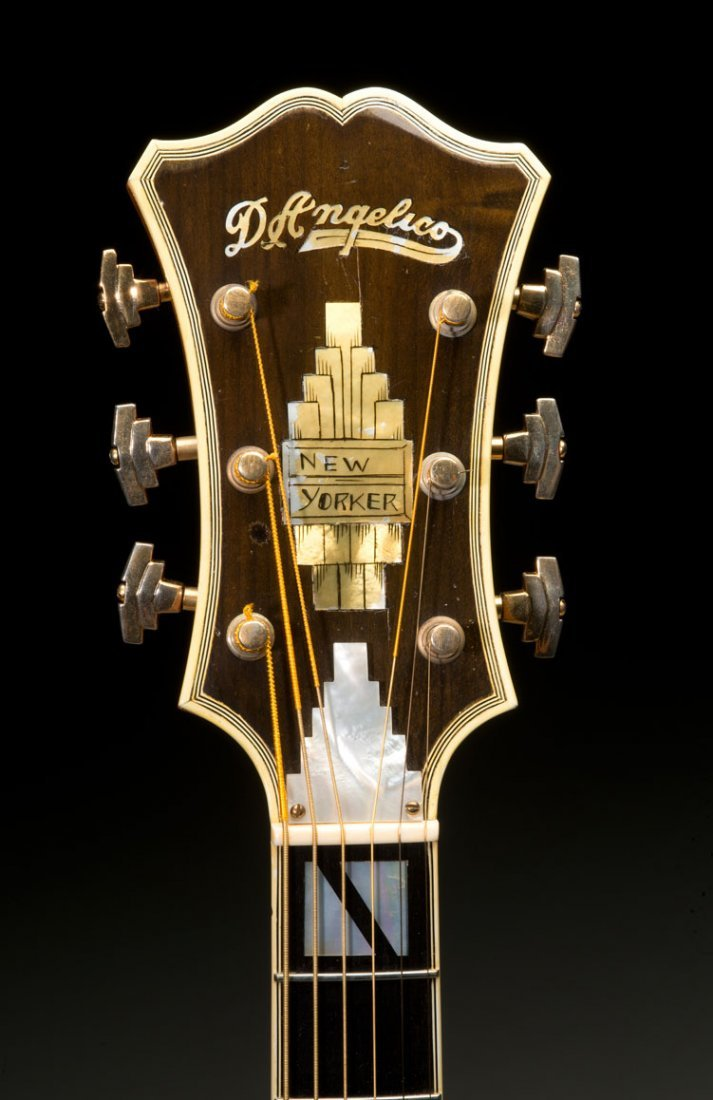 1955 D'Angelico New Yorker - 3