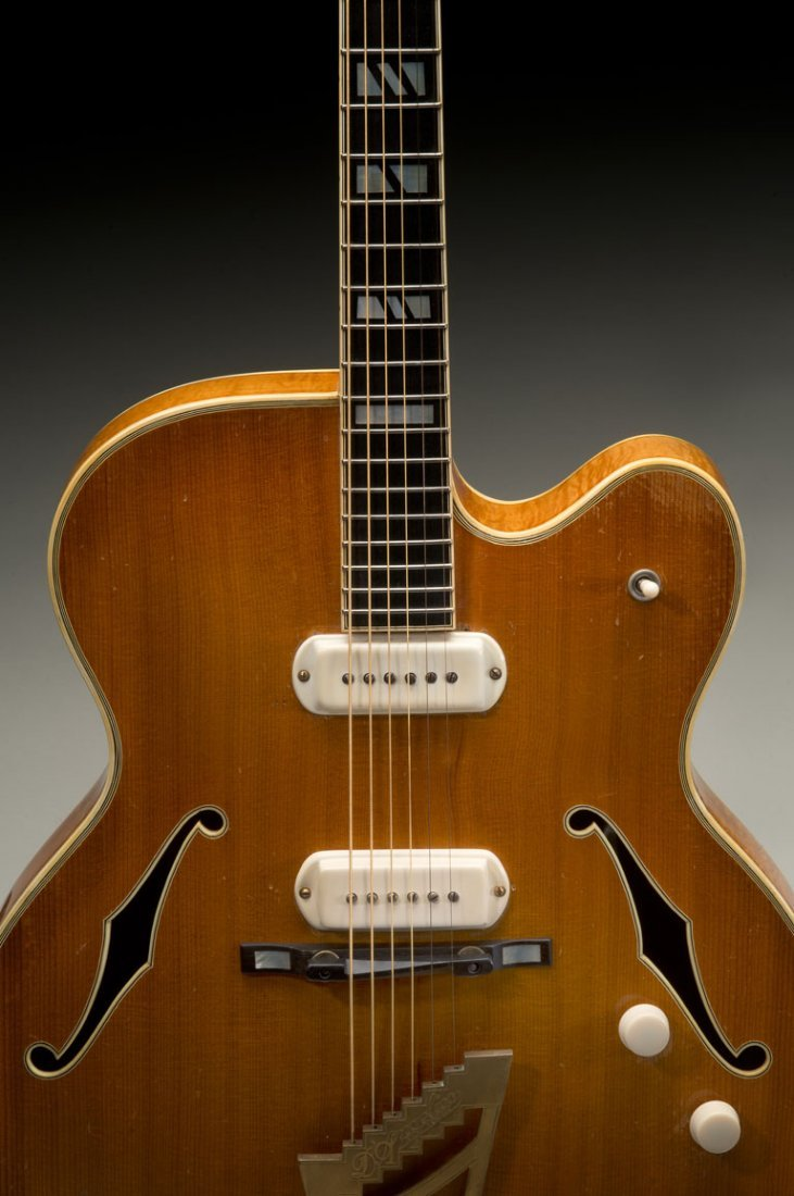 1955 D'Angelico New Yorker - 4