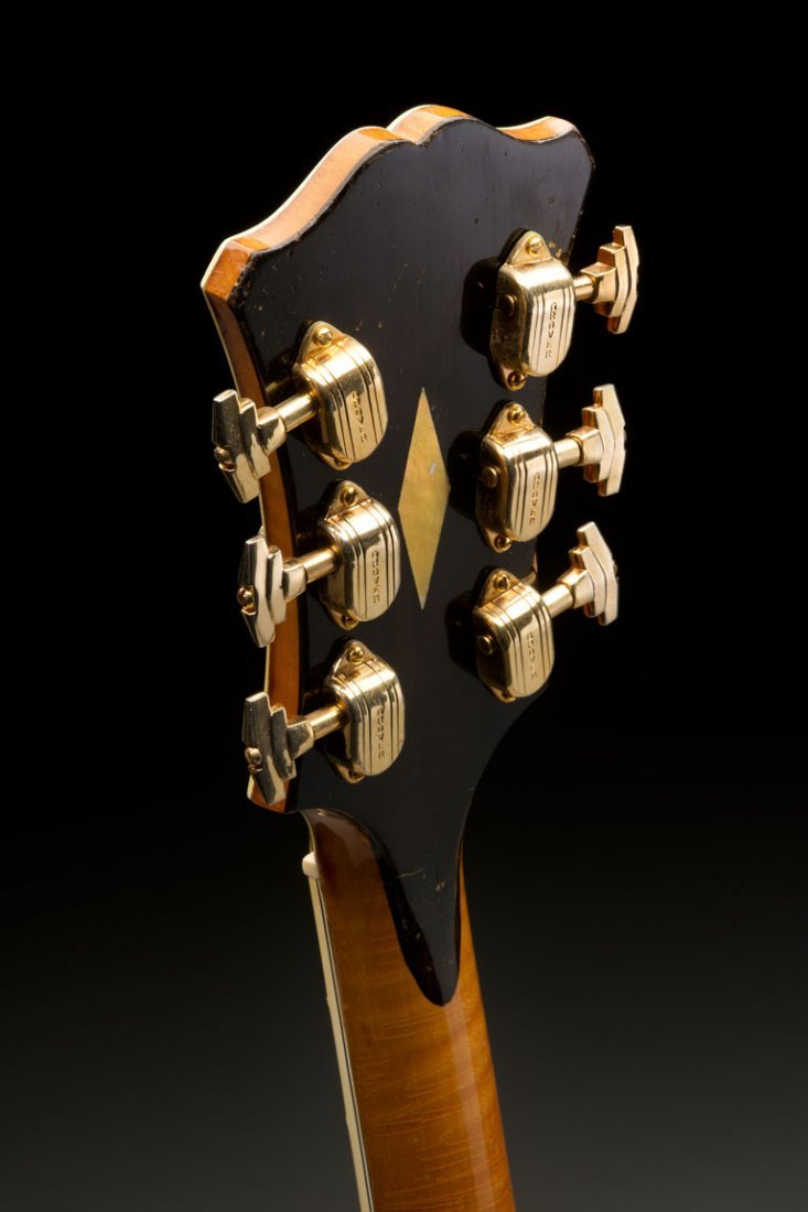 1955 D'Angelico New Yorker - 5