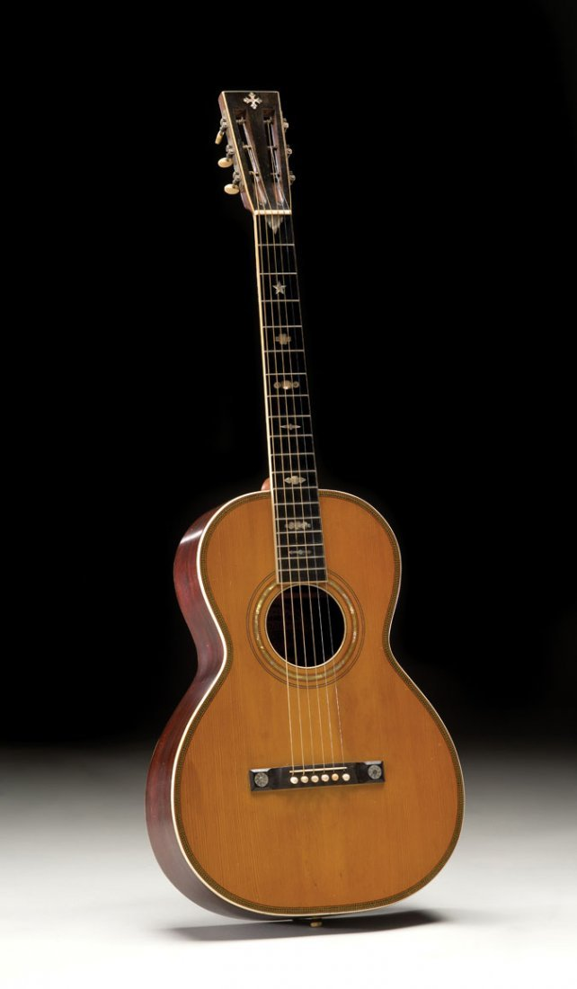 C. 1905-06 Washburn Style 340 Grand Concert