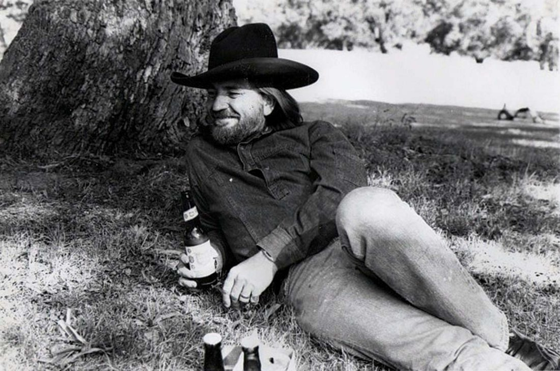 Photographic Portraits of Willie Nelson