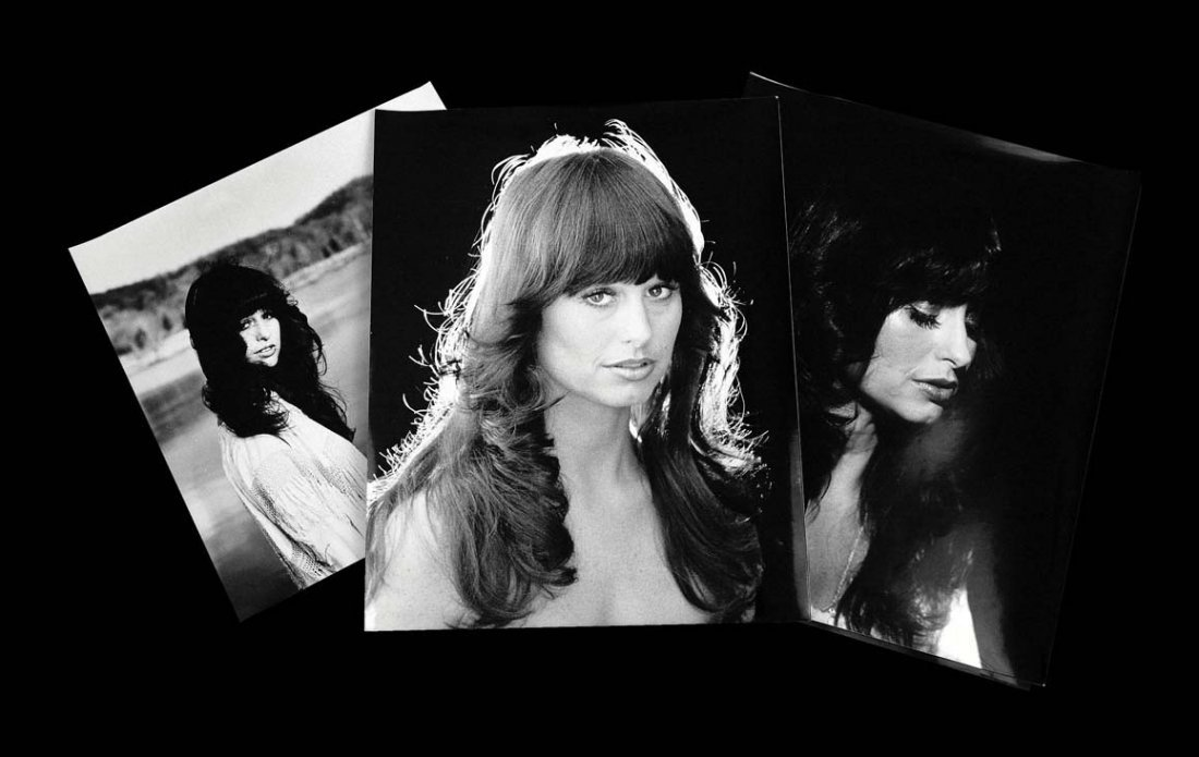 Five Unpublished Portraits of Jessi Colter
