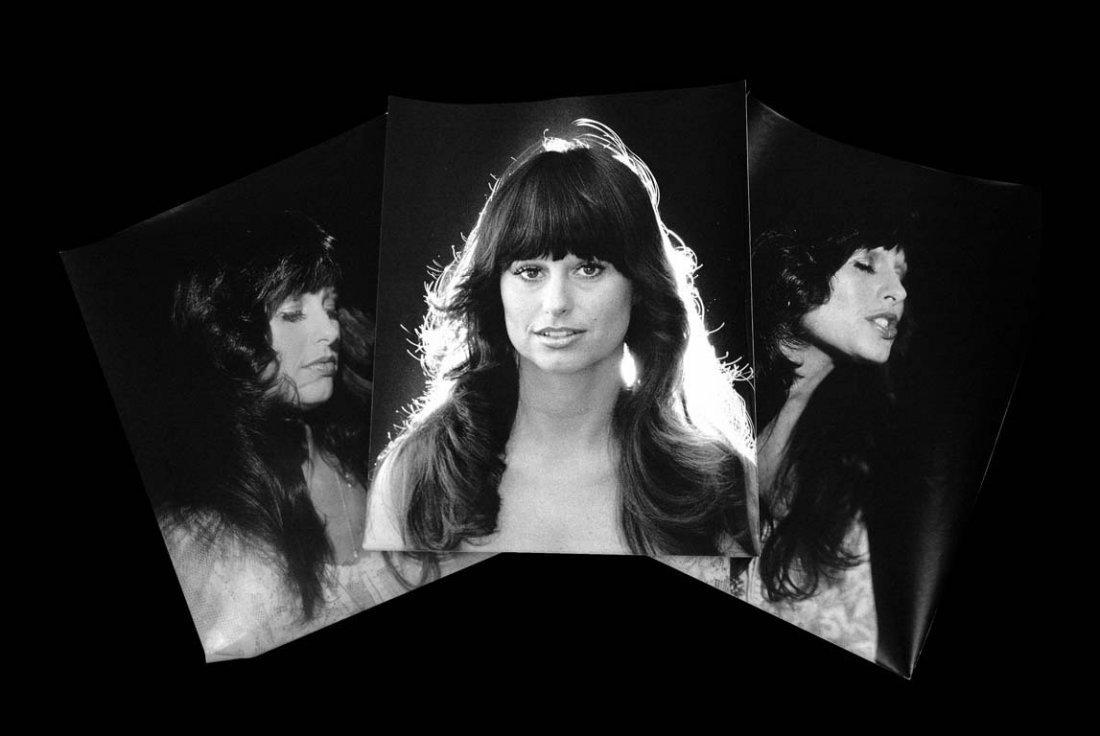 Five Unpublished Portrait Photographs of Jessi