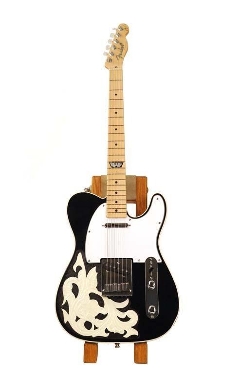 Fender Custom Shop Waylon Jennings Telecaster