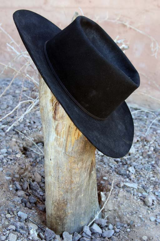 Hat Worn by Hank Williams Jr. During a Live