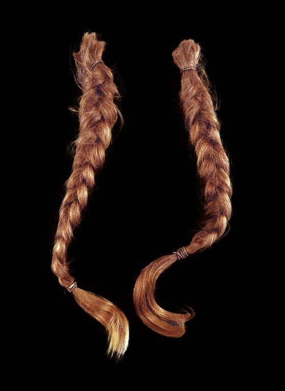Willie Nelson's Trademark Braids, 1983