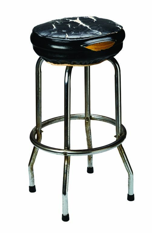 Les Paul's Stage Stool from Fat Tuesday's in New York