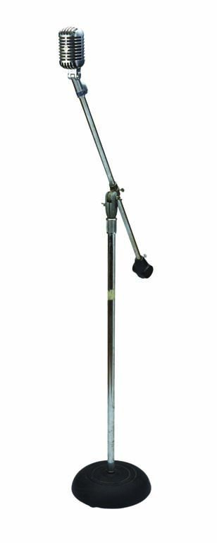 """1951 55S Shure Multi-Impedance """"Unidyne"""" Microphone"""