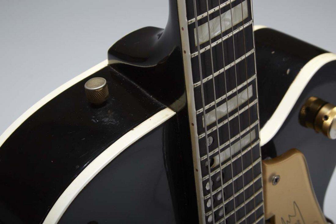 1956 Gretsch Chet Atkins Black Sealed Top 6120 - 10