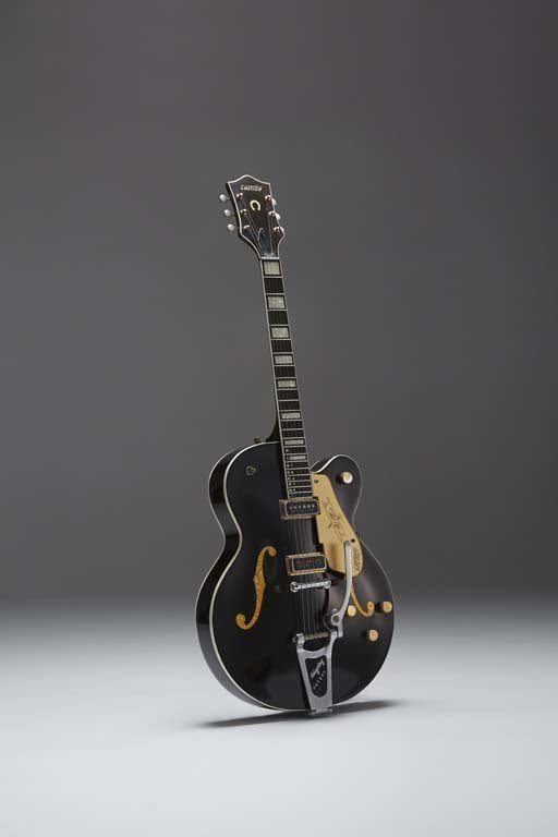 1956 Gretsch Chet Atkins Black Sealed Top 6120