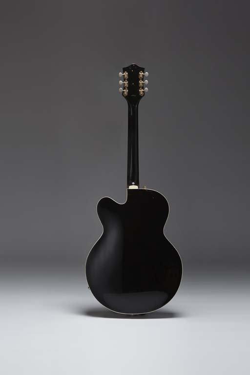 1956 Gretsch Chet Atkins Black Sealed Top 6120 - 2