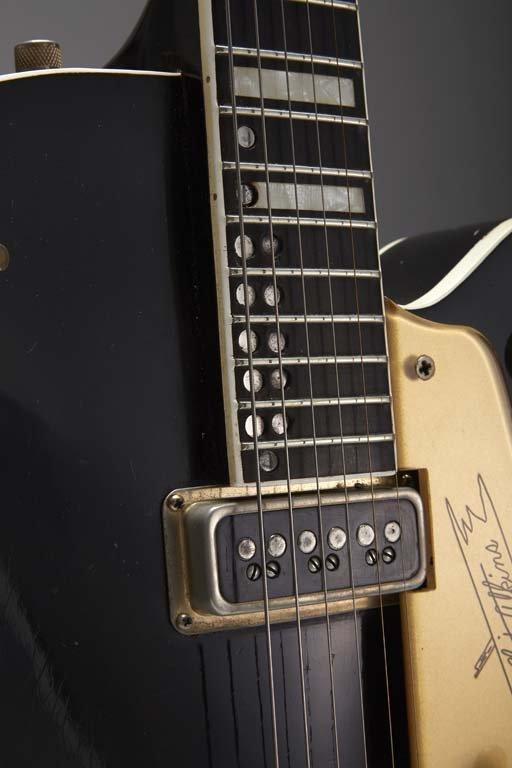 1956 Gretsch Chet Atkins Black Sealed Top 6120 - 6