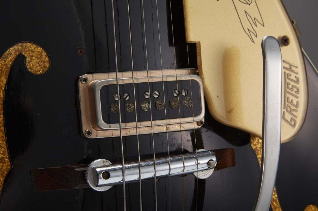 1956 Gretsch Chet Atkins Black Sealed Top 6120 - 7