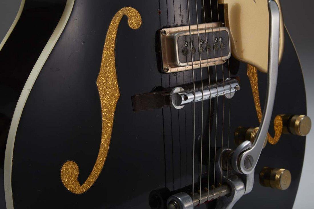 1956 Gretsch Chet Atkins Black Sealed Top 6120 - 9
