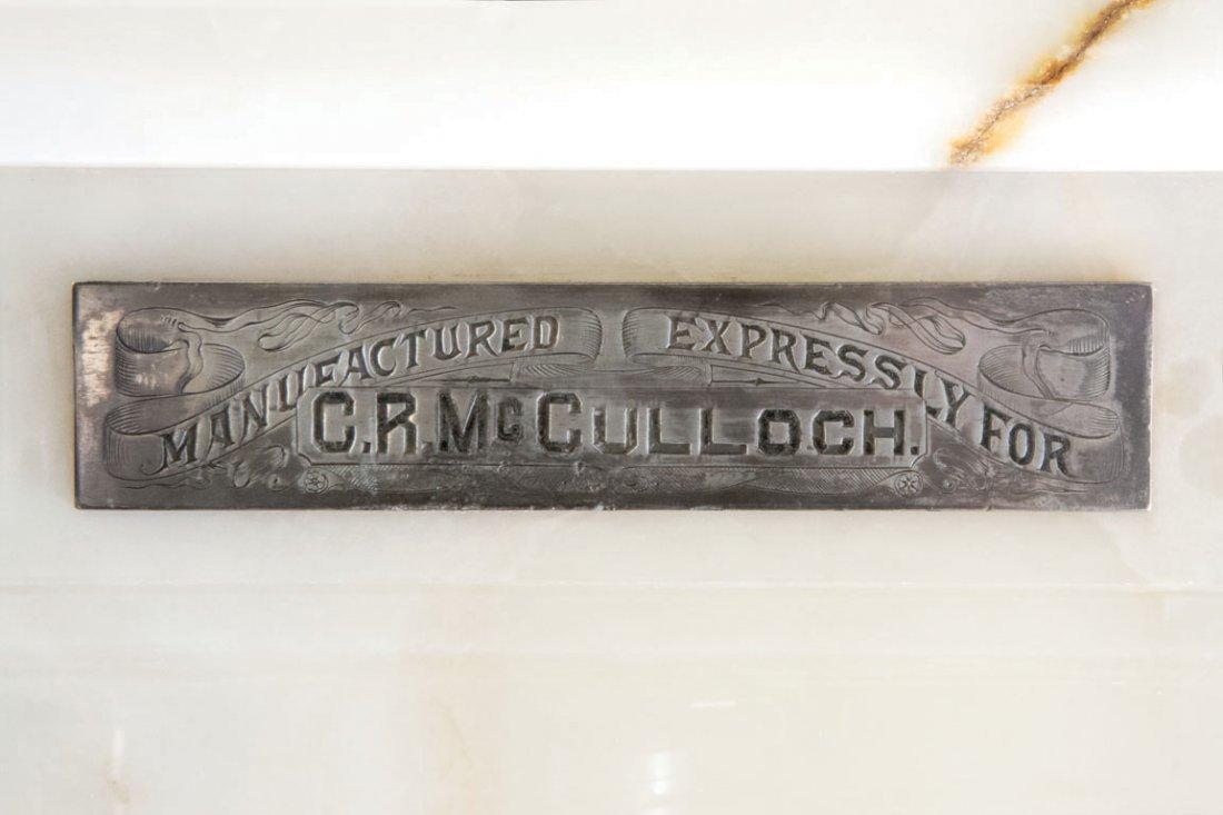 TUFTS SYRUP LOCKER C. 1890 - 3