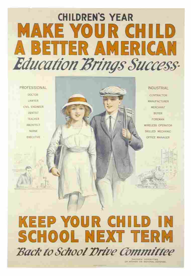 Make Your Child a Better American
