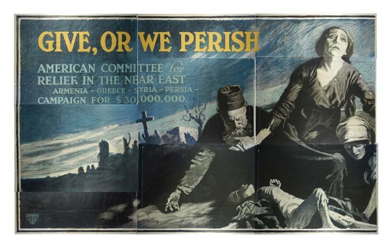 Give Or We Perish / 24th Armenian Relief