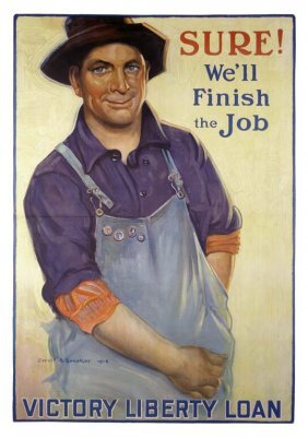 Sure! We'll Finish the Job