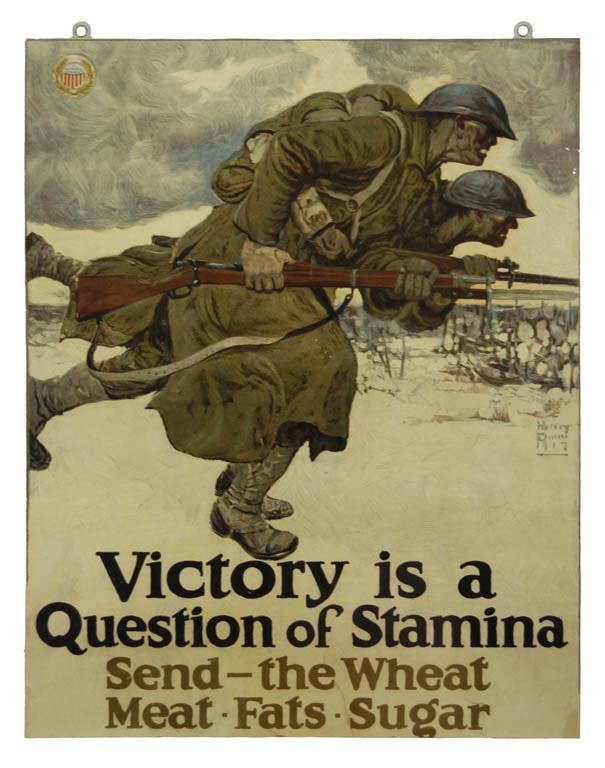 Victory Is a Question of Stamina