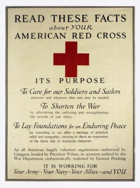 Read these tacts about your American Red Cross
