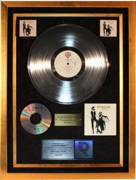 Fleetwood Mac: Rumours. (platinum Record)