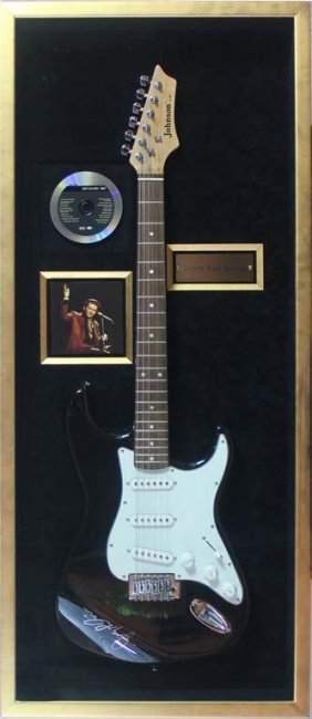 Jerry Lee Lewis: Autographed Electric Guitar