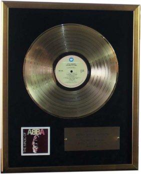 The Magic Of Abba: Gold Record