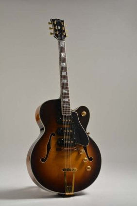 Gibson Es-5 Alnico Sunburst, Robert Yelin Collection