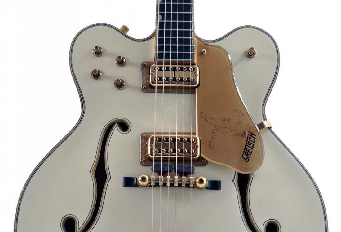 1962 Gretsch White Falcon - 3