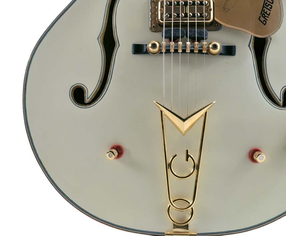 1962 Gretsch White Falcon - 4