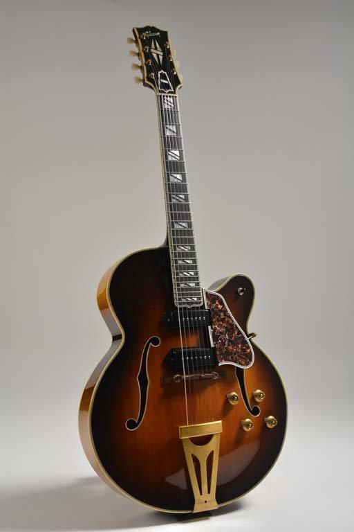 Tony Mottola's 1952 Gibson Custom Super 400CES 7-String