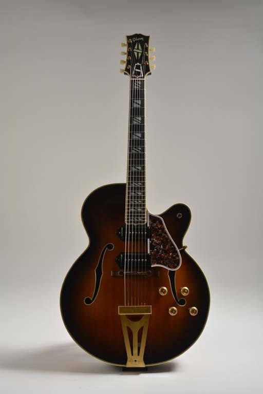 Tony Mottola's 1952 Gibson Custom Super 400CES 7-String - 3
