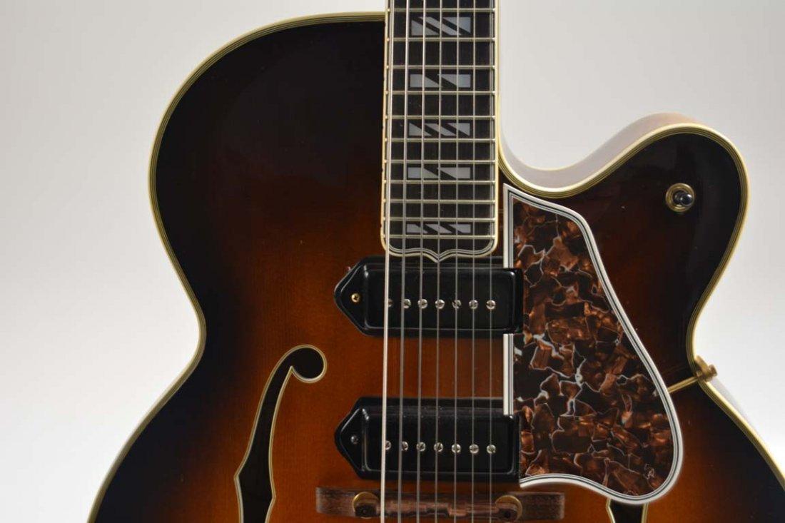 Tony Mottola's 1952 Gibson Custom Super 400CES 7-String - 5