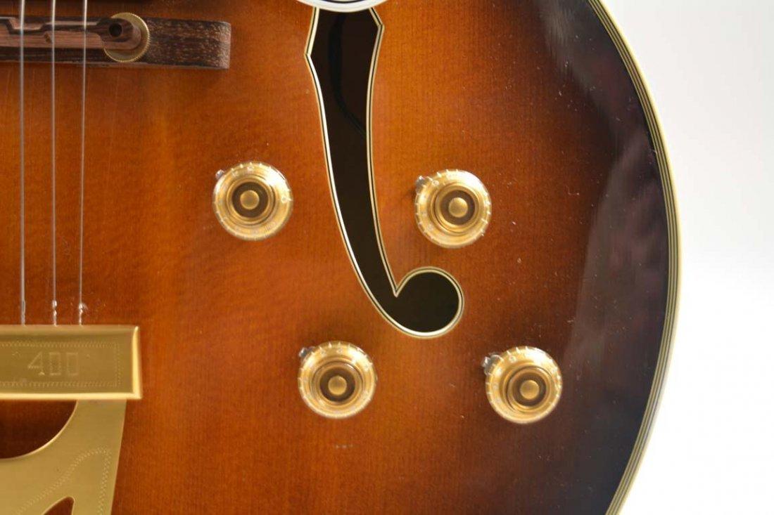 Tony Mottola's 1952 Gibson Custom Super 400CES 7-String - 8