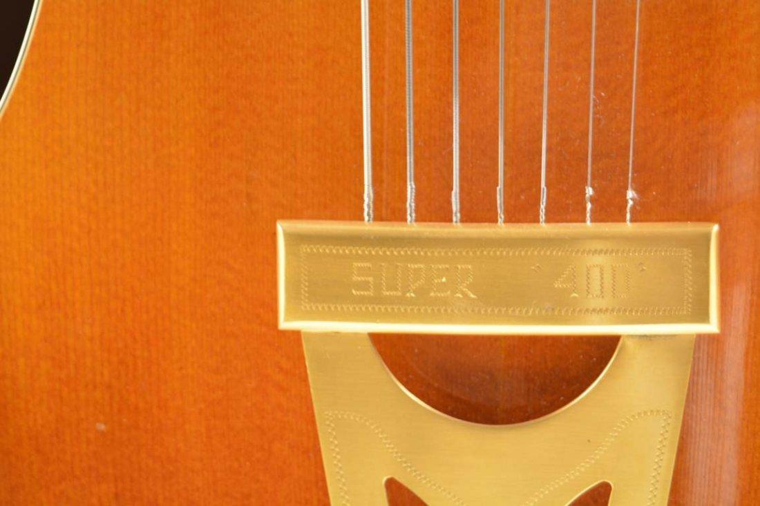 Tony Mottola's 1952 Gibson Custom Super 400CES 7-String - 9