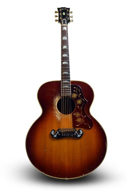 1965 Gibson J-200 Custom, Gordon Waller (Peter & - 3