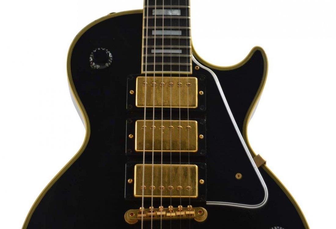 2001 Gibson Custom Shop Mickey Baker Les Paul Reissue - 5
