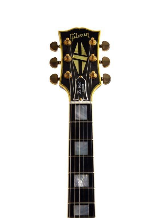 2001 Gibson Custom Shop Mickey Baker Les Paul Reissue - 8