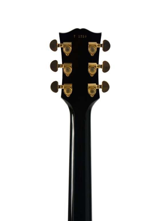 2001 Gibson Custom Shop Mickey Baker Les Paul Reissue - 9