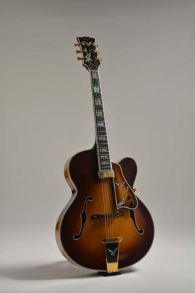 2000 Gibson Kalamazoo Award Sunburst Historic