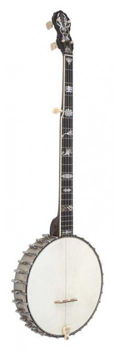1898 Fairbanks No. 5 Electric Special Banjo