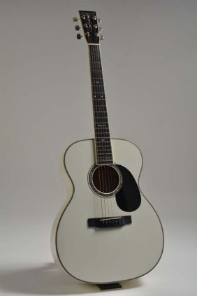 2004 Martin Bellezza Bianca Prototype, Built For Eric